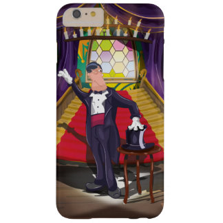 Magician performing magic trick on stage barely there iPhone 6 plus case