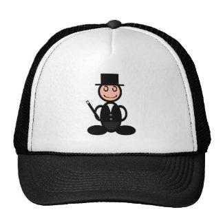 Magician (plain) mesh hat