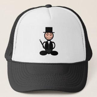 Magician (plain) trucker hat