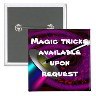 Magician s Button