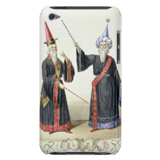 Magicians at the Carnival in Berlin, 1836 (colour Barely There iPod Cover
