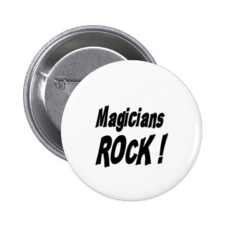 Magicians Rock Button