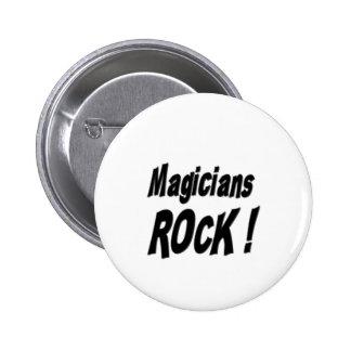 Magicians Rock! Button