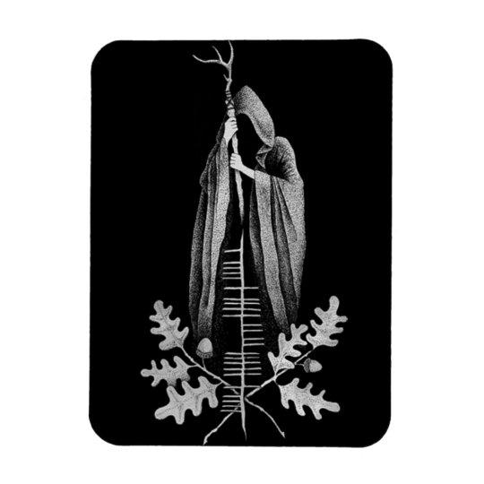 Magick : Cailleach Rectangular Photo Magnet