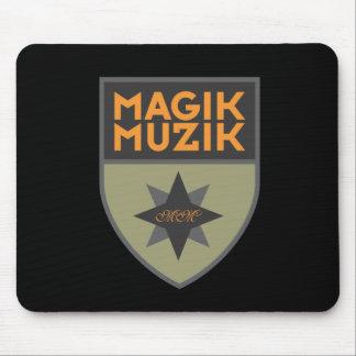 """Magik Muzik """"Army"""" Mousepad"""