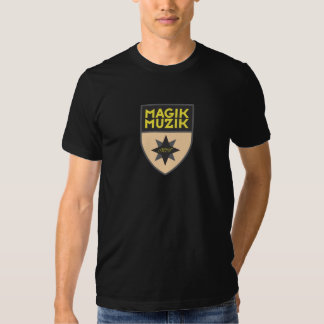 """Magik Muzik """"Creme"""" T-shirt"""