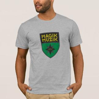 """Magik Muzik """"Green"""" T-Shirt"""