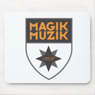 """Magik Muzik """"Orange"""" Mousepad"""