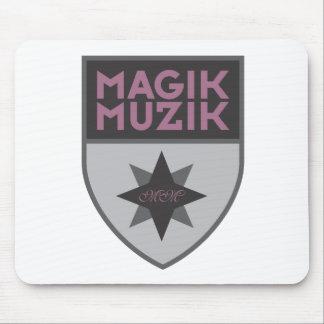 """Magik Muzik """"Purple"""" Mouse Mats"""