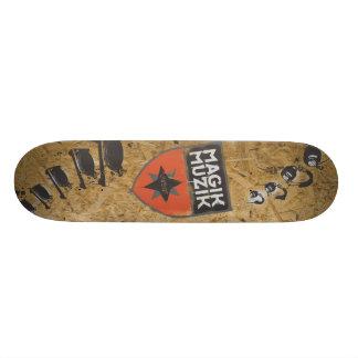 """Magik Muzik Skateboard """"Classic"""""""