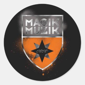 Magik Muzik Sticker