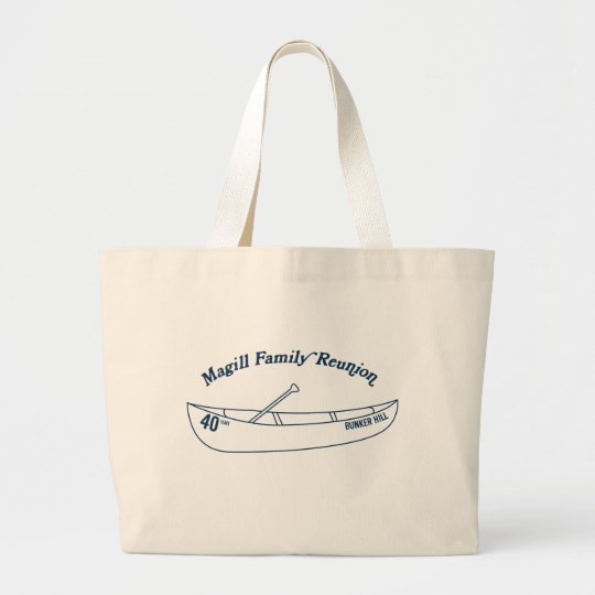 Magill Reunion Tote Bag: Design A
