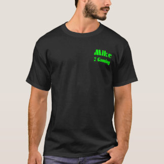 Maglietta Mike v.s Gaming T-Shirt
