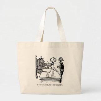 Magna Carta Cartoon 2639 Large Tote Bag