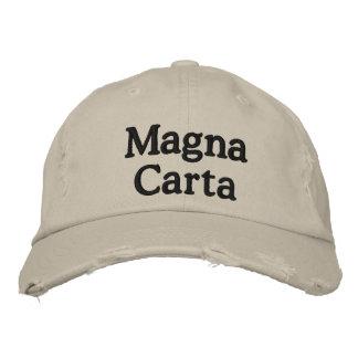 Magna Carta Embroidered Cap