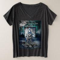 Magna Mater Great Mother comfy V neck T-shirt