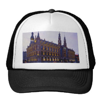 Magna Plaza, housed in former post office building Trucker Hats
