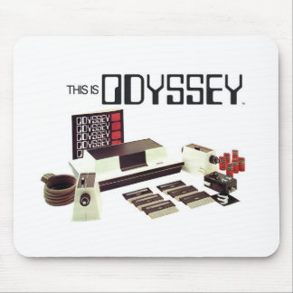 Magnavox Odyssey Mouse Pad
