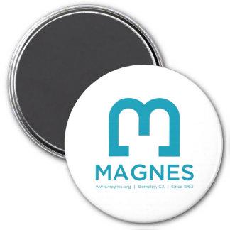 Magnes Magnet/Car Decal 7.5 Cm Round Magnet