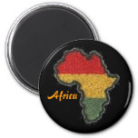 Magnet, Africa