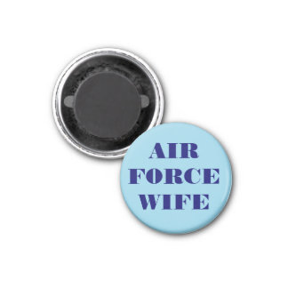 Magnet Air Force Wife