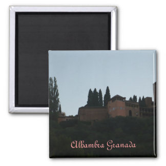 Magnet Alhambra Granada - Spain