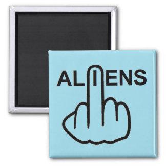 Magnet Aliens Flip
