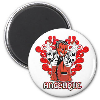 "Magnet:  ""Angelique, the Devil Made Me Do It!"""