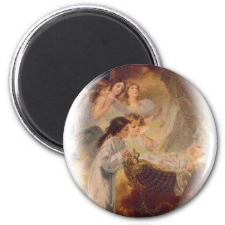 Magnet: Blessing's Bliss 6 Cm Round Magnet