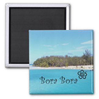 Magnet Bora Bora memory