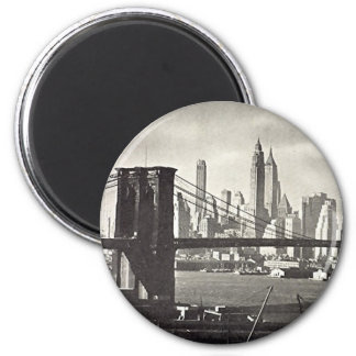 Magnet - Brooklyn Bridge