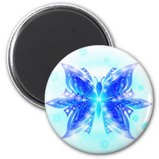 Magnet Butterfly Abstract