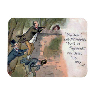 Magnet - Charles Dickens - Pickwick Papers