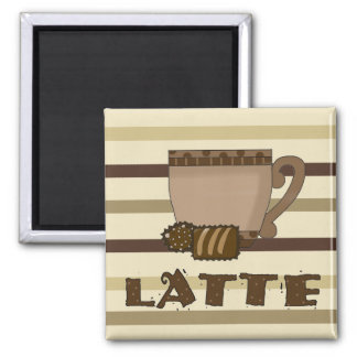 Magnet Coffee Latte Lovers