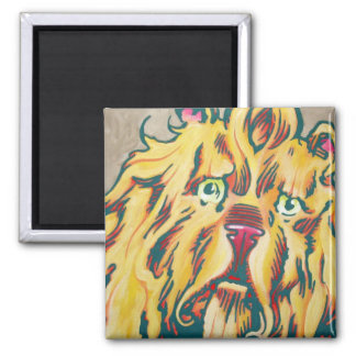 Magnet - Cowardly Lion
