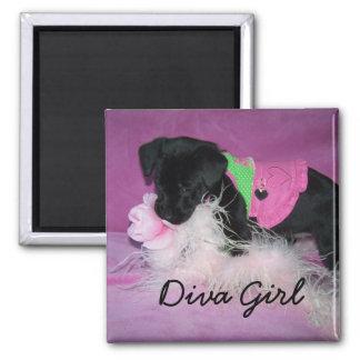 Magnet, Diva Girl Magnet