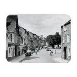 Magnet - East St, Blandford Forum, Dorset, England Vinyl Magnets