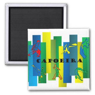 magnet fridge capoeira martial arts axe