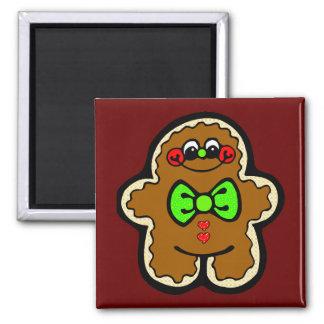 Magnet - Gingerbread Man