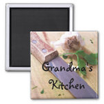 Magnet  Grandma's Kitchen
