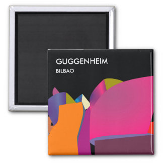 Magnet Guggenheim Bilbao