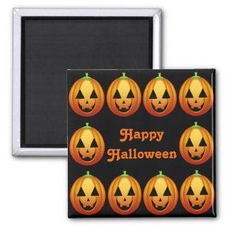 Magnet Happy Halloween Pumpkins