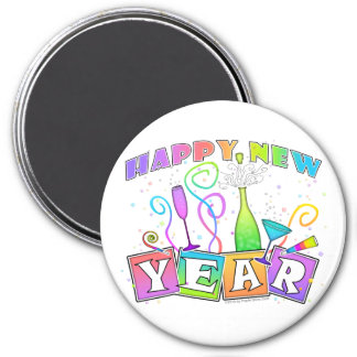 Magnet - HAPPY NEW YEAR