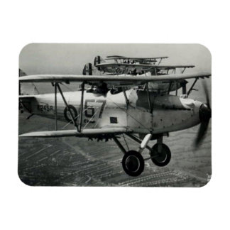 Magnet - Historic Aircraft - Hawker Hart