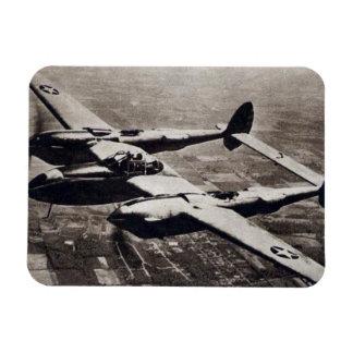 Magnet - Historic Aircraft - Lockheed Lightning