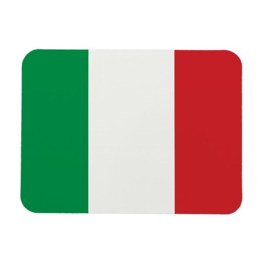 Magnet Italy flag