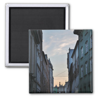 Magnet: Krakow Old Town Square Magnet