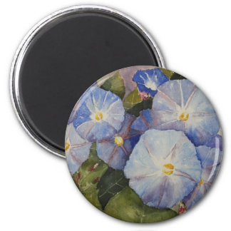MAGNET - Morning Glory Watercolour