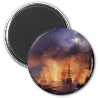 Magnet : Naval Battle of Chesme