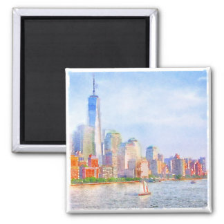 Magnet - New York City Skyline